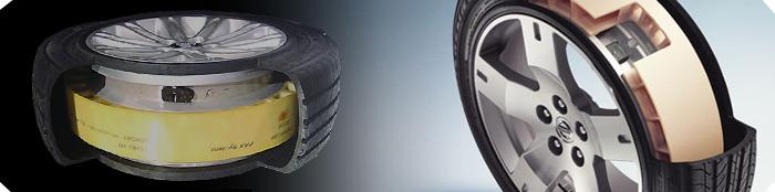 Шиномонтаж бронированных колёс