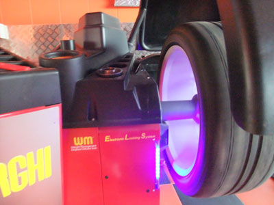 Инновационная балансировка колес